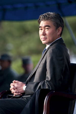 Ambassador Sung Kim. Source: FishinWater's flickr photostream, used under a creative commons license.