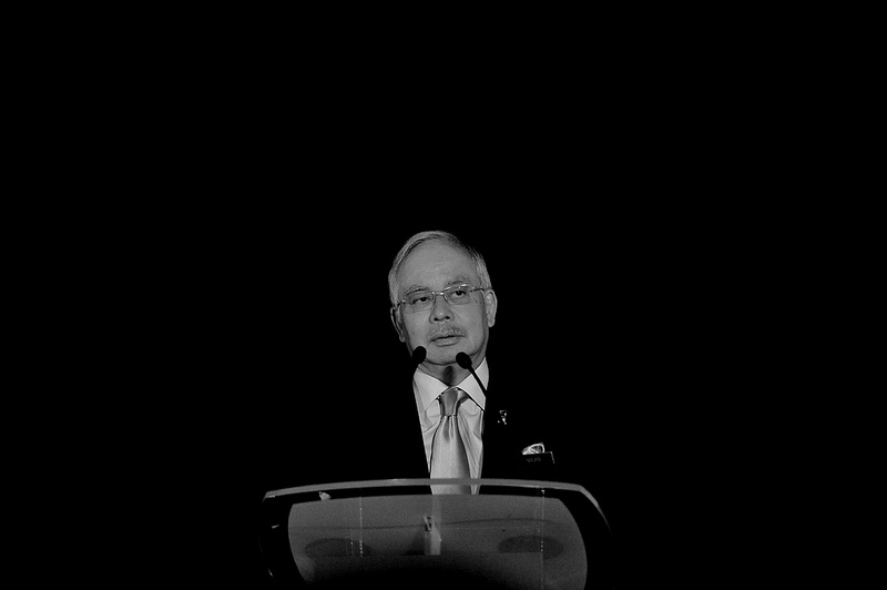 Prime Minister Najib Razak of Malaysia traveled to China on October 31, 2016. Source: Firdausjongket's flickr photostream, used under a creative commons license.